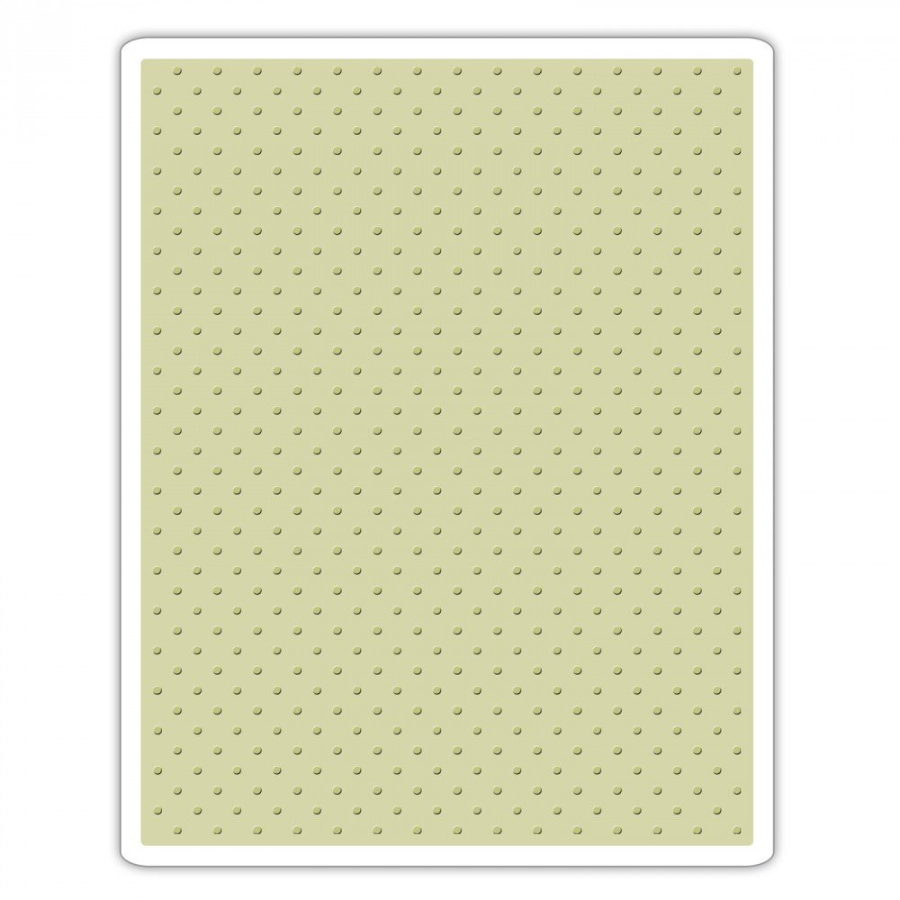Sizzix Tiny Dots par Tim Holtz Tfef gaufrage, Multicolore Ellison Europe 661612