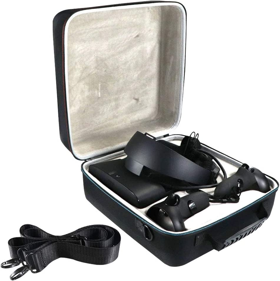 Schwarz Hart Cover Schulter Tasche Xingsiyue Reise VR H/ülle f/ür Oculus Rift S PC-Powered VR Gaming Headset /& Controller
