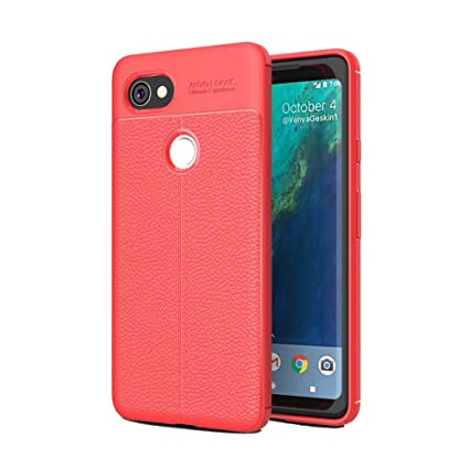 buy online 7d9bb ddcee Google Piexl 2 XL Case, Alotm [Slim Thin] Soft TPU Shock Absorption  Anti-Scratches Flexible Soft Protective Case Cover for Google Pixel 2 XL ...
