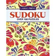 Elegant Large Print Sudoku: Over 100 Puzzles