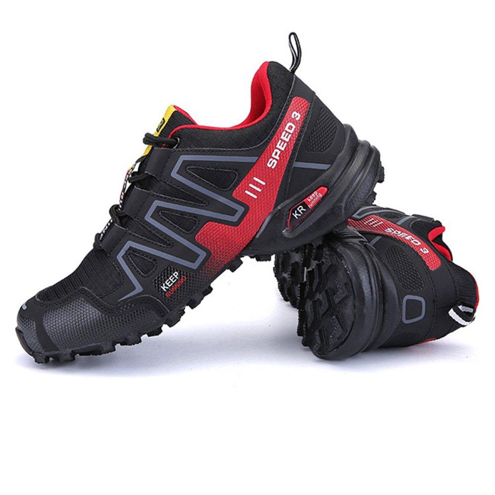 ASJUNQ Calzature da Corsa per Lo Sport da Fondo Indossano Indossano Indossano Impermeabili Antiscivolo 4ef07a