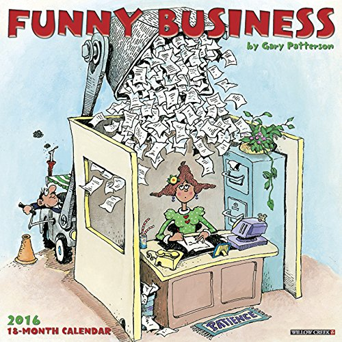 Funny Business 2016 Calendar