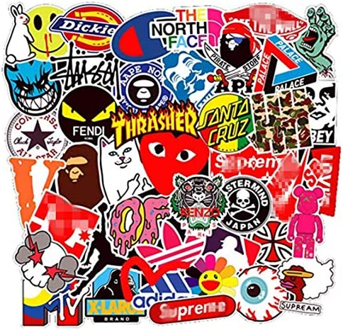 Stickers Waterproof Motorcycle Skateboard Graffiti product image