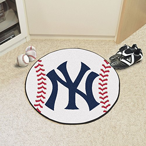 Baseball Floor Mat - New York Yankees -
