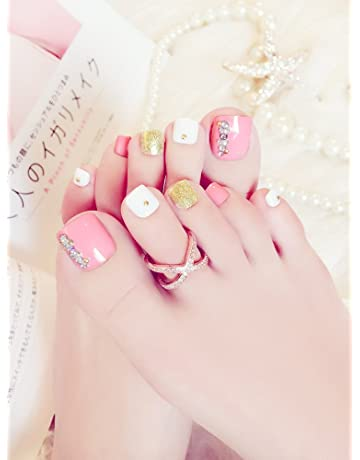 Proffessional Nail Tips White Clear Natural 100 200 500 Uv Gel Acrylic Choose Fancy Colours Nail Care, Manicure & Pedicure