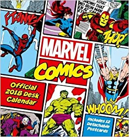marvel comics the