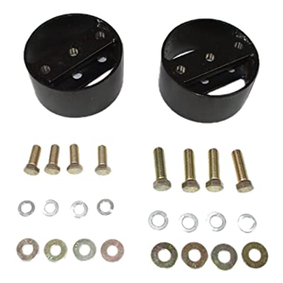 "Firestone WR17602366 2"" Spring Spacer Kit, silver: Automotive"