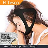 Anti Snoring Chin Strap – Most Effective Snoring Solution and Anti Snoring Devices - Snoring Chin Strap - Stop Snoring Sleep Aid For Men and Women