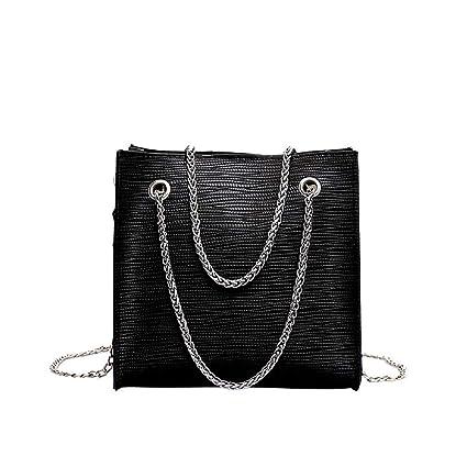Amazon.com: Barlingrock - Bolso bandolera para mujer con ...