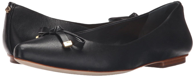 76ef909d52 Amazon.com: kate spade new york Women's Emma Ballet Flat, Black, 5.5 M US:  Shoes