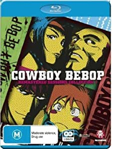Cowboy Bebop: Remastered Sessions Collection 1 (Eps 1-13) (Blu-ray)