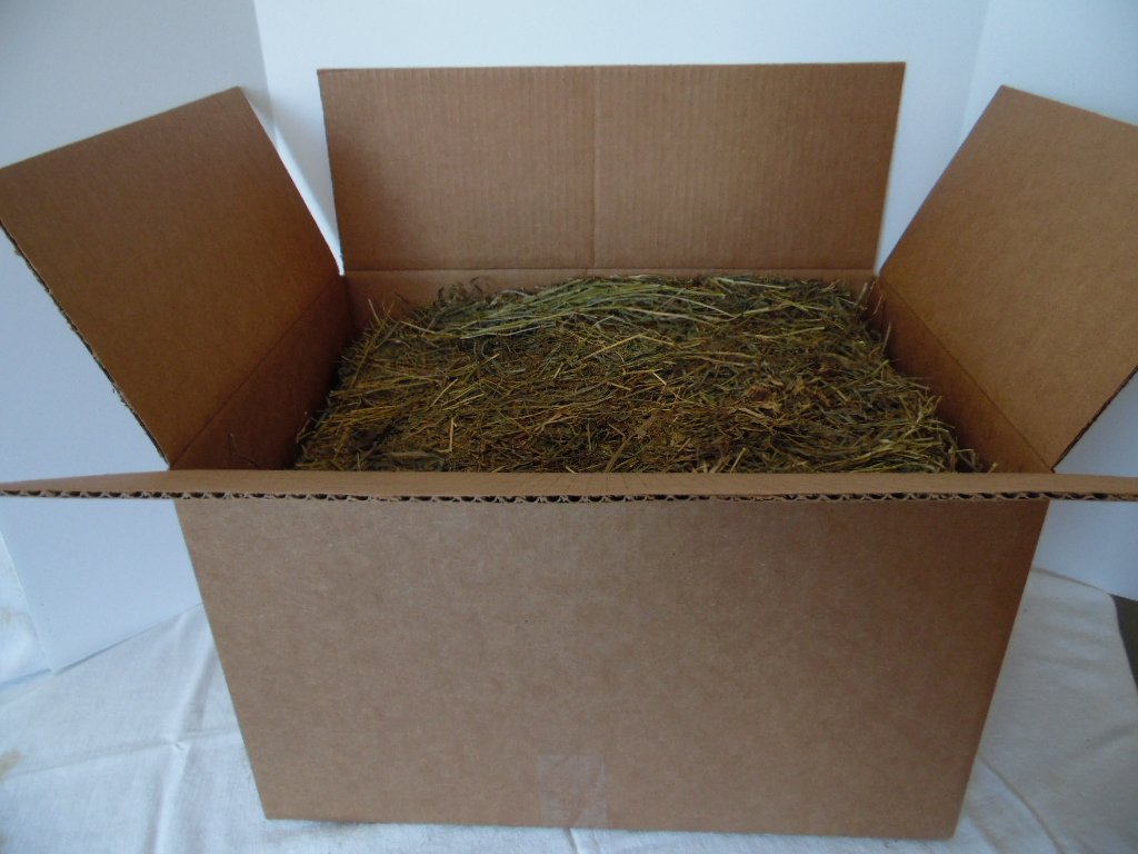Flowing River Farm Certified Organic Hay Alfalfa & Grass Medley - 10 LB