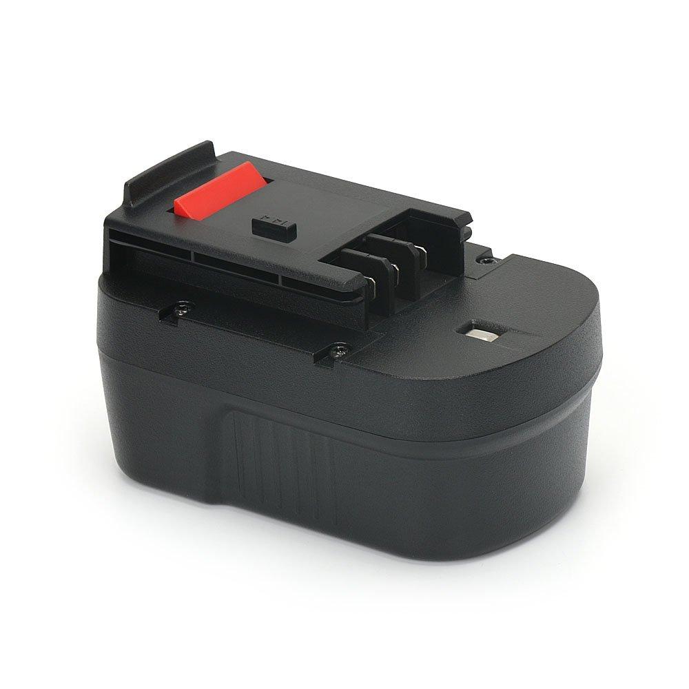 PowerGiant 14.4V 2.0Ah HPB14 Battery for Black & Decker Firestorm 14.4 Volt FSB14 FS140BX A14 A1714 BD1444L 499936-34 499936-35 Power Pack by POWERGIANT (Image #4)
