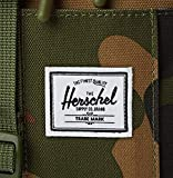 Herschel Cruz Cross Body Bag, Woodland Camo, 0.5L
