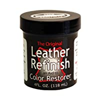 Leather Refinish Color Restorer Dye