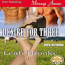 Desire for Three: Desire, Oklahoma 1