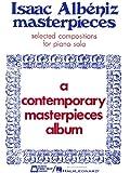 Albeniz Masterpieces: Piano Solo