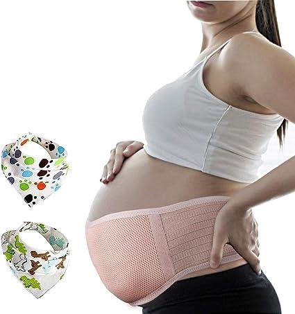 Faja Para Mujeres Embarazadas Soporte Pélvico Lumbar Y Abdominal Alivia Dolor