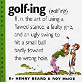 Golfing: A Duffer's Dictionary