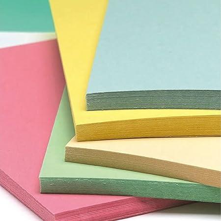 Casa di carta e carta di carta colorata Confezione da 50/fogli colore: rosa 220/g//mq A3/297/x 420/mm