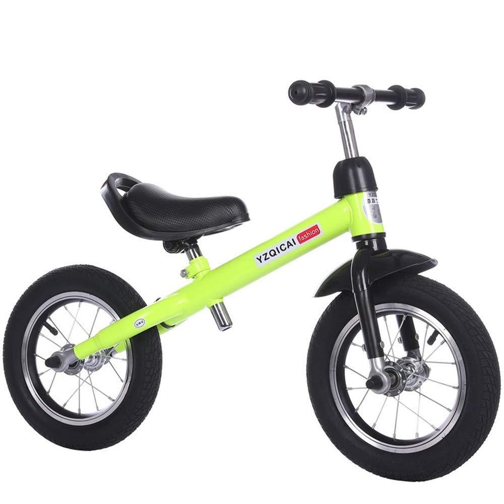 Steaean Equilibrio de Bicicleta pie de Bicicleta Deslizante sin Pedal Pedal bebé niño pequeño 2 Equilibrio de Bicicleta