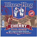 Blues Hog Wood Chunks (Cherry, 300 Cu. in (8 Pack))