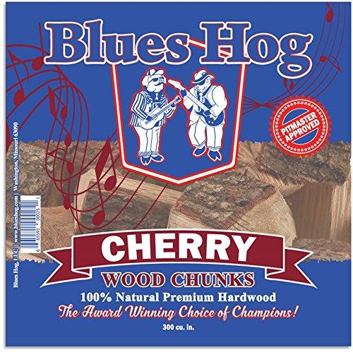 Blues Hog Wood Chunks (Cherry, 300 Cu. in.) by Blues Hog