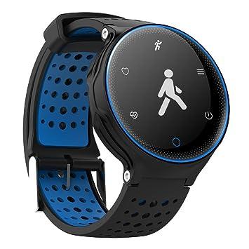 FLy Tasa De Mano Inteligente Presión Arterial Oxígeno Oxígeno Dormir Monitoreo Bluetooth Deportes Impermeable Pantalla Redonda