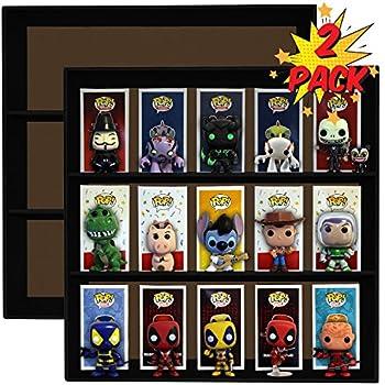 Amazon.com: 1 estante de juguete apilable Geek para 4 ...