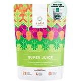 Subi | Best Green Superfood | Raw Ingredients: Matcha, Kale, Barley Grass, Spirulina, Acai, Goji Berry + More | Morning…