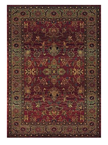 - Oriental Weavers Kharma 836C4 Area Rug, 2'3