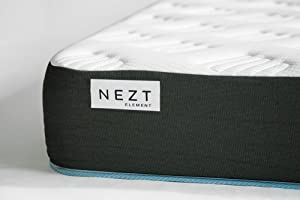 Nezt Colchón Semi Firme, HD Foam