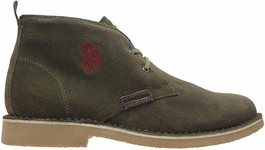 Botas US Polo Amadeus 13 Militar 43: Amazon.es: Zapatos y ...
