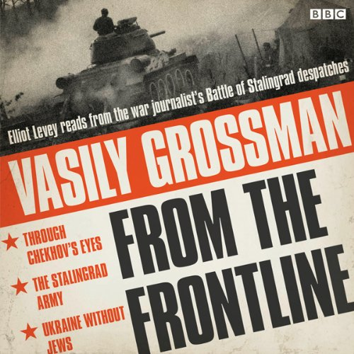 Vasily Grossman from the Face Line