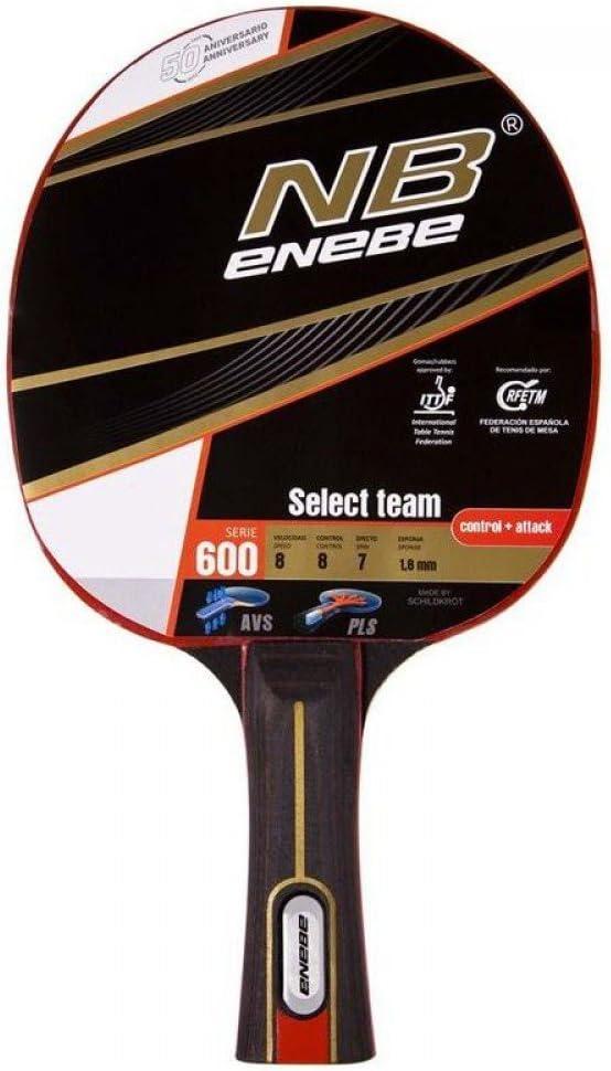 Pala de Ping Pong Select Team 600 Enebe