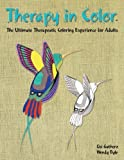 Therapy in Color - Coloring Book for Adults