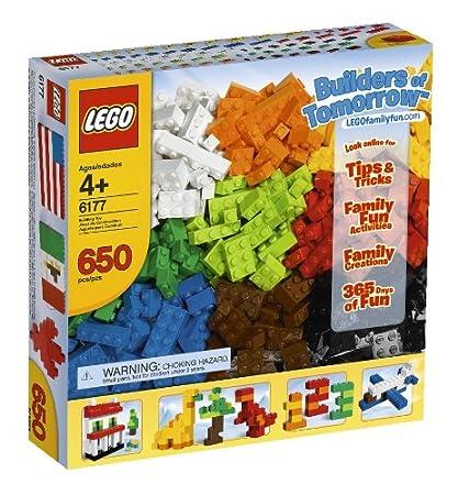 Buy Lego Bricks & More Builders of Tomorrow Set 6177 Online at Low ...