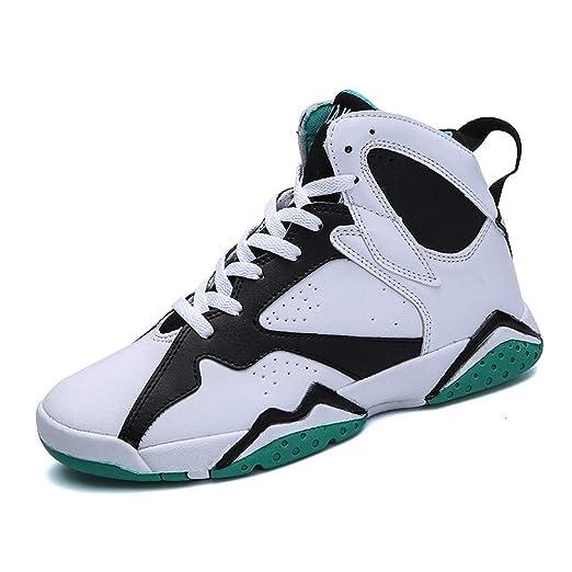 YSZDM Zapatos de Baloncesto Ligeros, Rendimiento absorción de ...