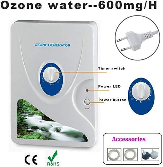 Evaky 600 MG generador de ozono purificador de Aire ozonizador ...