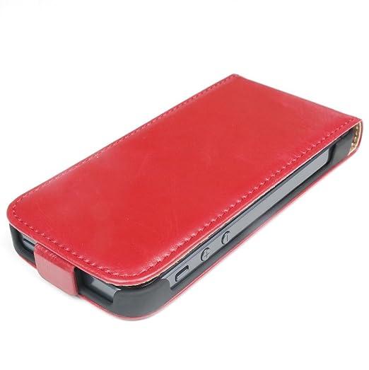 49 opinioni per Zaprado Apple iPhone SE / 5S / 5 Cover con chiusura magnetica Custodia, colore: