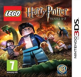 Nintendo Lego Harry Potter Juego Nintendo 3ds Accion Aventura