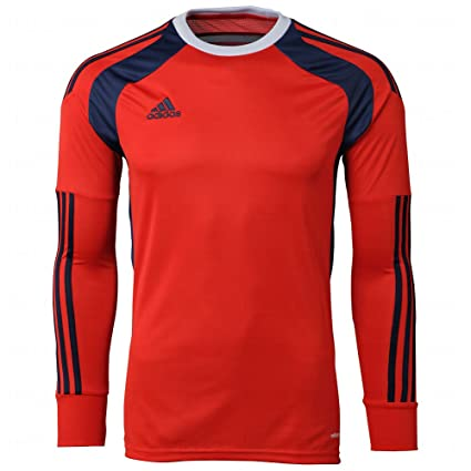 f7184ae3ea9 adidas Onore 14 Goalkeeper Jersey, Red/Navy/White, S: Amazon.in: Sports,  Fitness & Outdoors