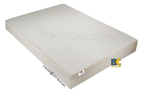 Reflex Doble 4 ft6 15 cm colchón de Espuma con Cremallera Lavable – Apoyo ortopédico –