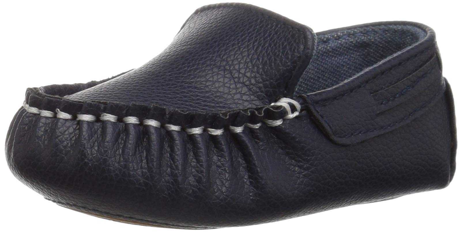 The Children's Place Boys' Moccassin Loafer Moccasin, Tidal, 6-12MONTHS Child US Infant