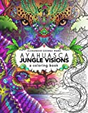 Ayahuasca Jungle Visions is a coloring book inspired from the personal experience of artist Alexander Ward on a journey down river from the source of the Amazon River, deeper and deeper into the very heart of the Amazon Jungle, where we discover the ...