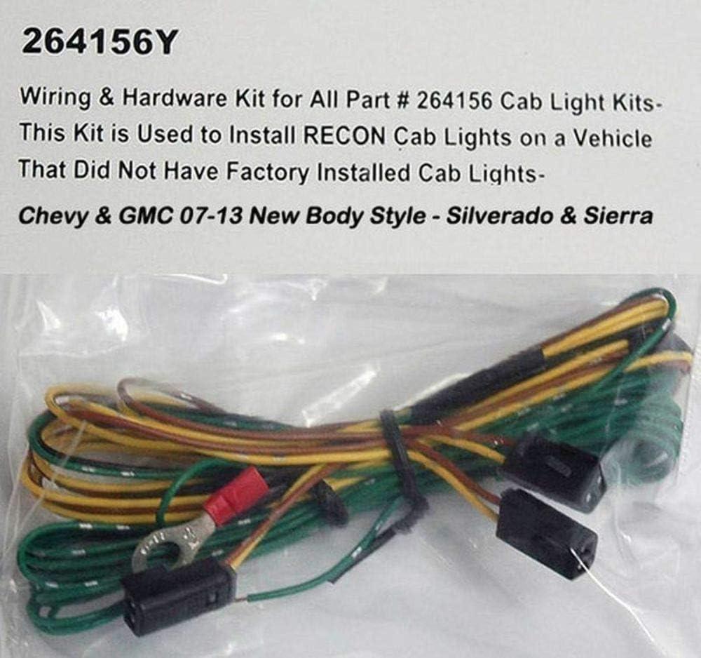 Amazon.com: Recon 264156Y Cab Lights: AutomotiveAmazon.com