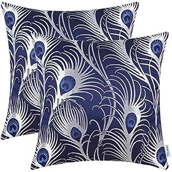 Amazon.com: WEINIYA - Funda de almohada con diseño de ...