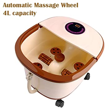 Amazon.com: All in One Foot Spa Bath Massager With 4 Automatic ...