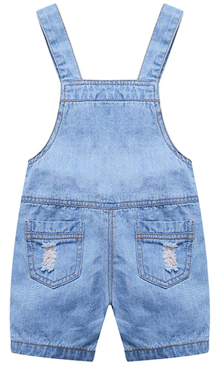 SANGTREE Baby Overall Shorts 9 Months 3 Years