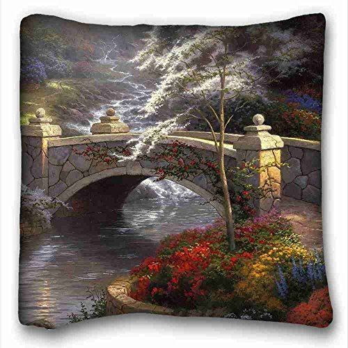 Custom  Rectangle Pillowcase 16x16 inches  suitable for